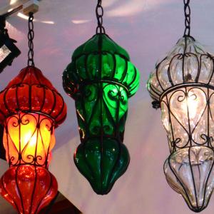 Glass Lamp Egypt