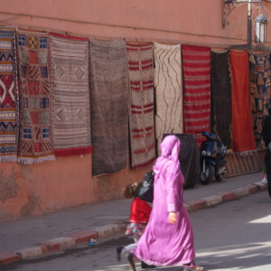 Morocco kilim